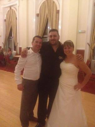 Adam & Vicki's Wedding, Nottingham, Aug 2015