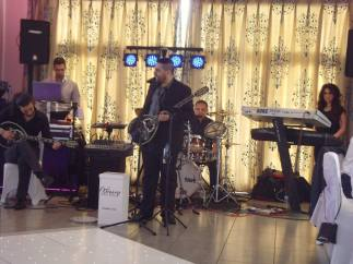 The Odessey Greek Band are a professional Greek wedding band in London