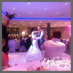 Jack and Rosi wedding