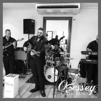 Greek Wedding Band London