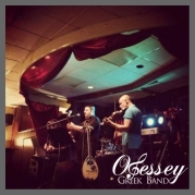 Odessey Greek Band at the Langham