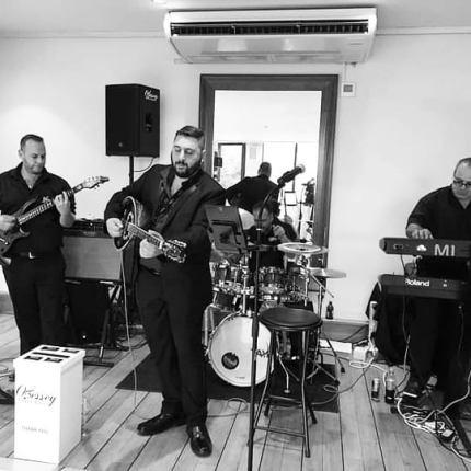 Odyssey Greek Band