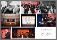 Greek Wedding Band Collage