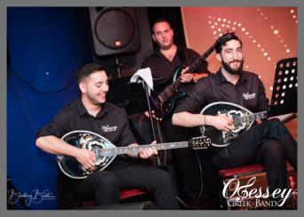 Odessey Greek Band Bouzouki Players