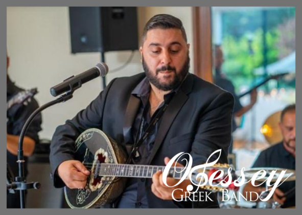 Greek Band Bouzouki Player London