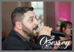 Greek Wedding Band Singer