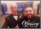 Greek & Scottish Wedding - Bagpiper